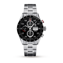 TAG Heuer Carrera Calibre 16 Mens Chronograph Watch