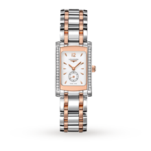Longines Medium DolceVita Ladies 18ct Gold Watch