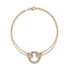Fortune Yellow Gold Bracelet